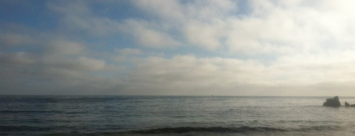 Corona del Mar State Beach is one of Exploring.