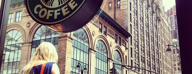 Starbucks is one of Loose.