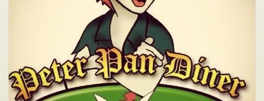 Peter Pan Diner is one of Favorite Food.