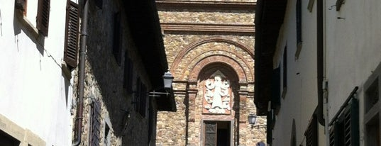 Panzano in Chianti is one of Best of Tuscany, Italy.