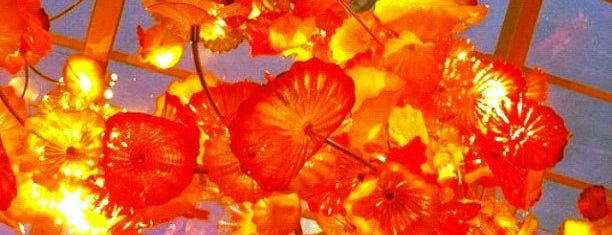 Chihuly Garden and Glass is one of Seattle for Visitors.