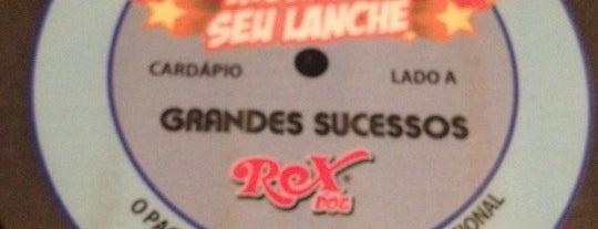 Rex Dog is one of Melhores restaurantes de São Luís.