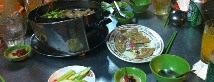 Lẩu dê KHÁNH HOÀNG is one of Eat district 10.