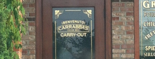 Carrabba's Italian Grill is one of My New Neighborhood.