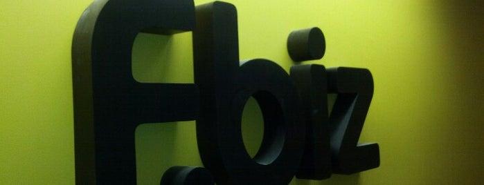 F.biz is one of Advertising - Sao Paulo, Brazil.