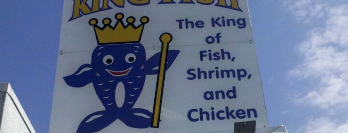 King Fish is one of 500 Things to Eat & Where - South.