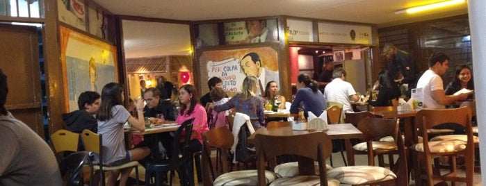 Baco Pizzaria is one of Brasilia - Food.