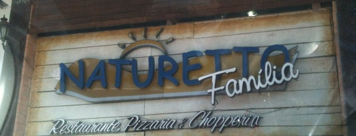 Naturetto Família is one of veg friendly.