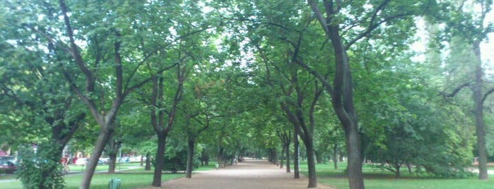 Vérmező is one of Must-visit Parks in Budapest.