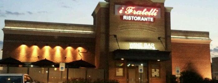 I Fratelli Ristorante & Wine Bar is one of Dallas Restaurants List#1.