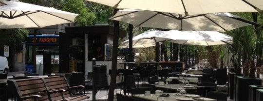 Bar Castellana 8 is one of Terrazas Madrid.