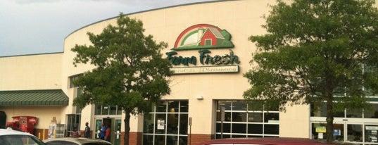Farm Fresh is one of Guide to Hampton's best spots.