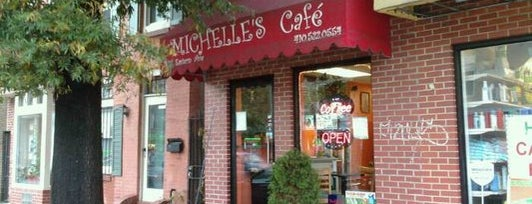 Michelle's Cafe is one of Best of Baltimore - Cheap Eats.
