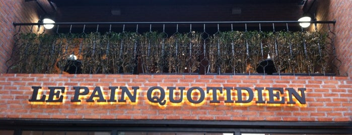 Le Pain Quotidien is one of Great Padocas in SP.