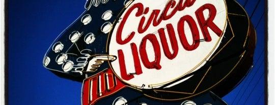 Circus Liquor is one of Nikki Kreuzer's Offbeat L.A..