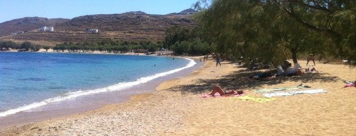 Livadakia Beach is one of Serifos to do list.