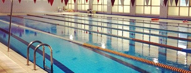 Sefaköy Kapalı Yüzme Havuzu is one of Spor Mekanları.