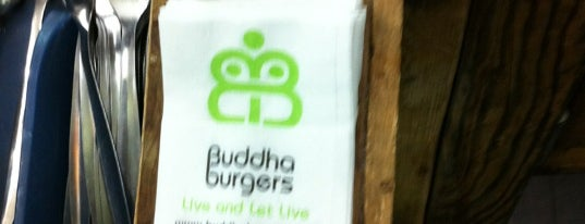 Buddha Burger is one of Mostly Kosher, Always Classy TLV.