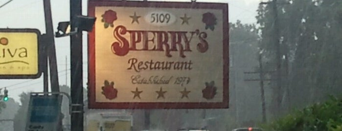 Sperry's Restaurant is one of The 15 Best Places That Are Good for Dates in Nashville.