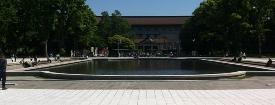 Tokyo National Museum is one of Tokyo's Best Museums - 2013.