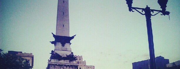 Soldiers & Sailors Monument is one of Downtown Indianapolis Memorials.