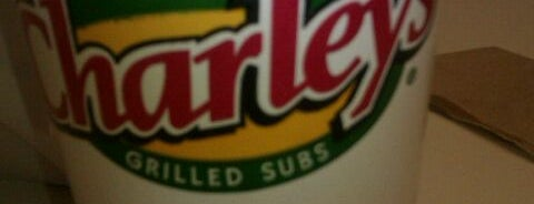 Charley's Grilled Subs is one of Queens Center Mall.