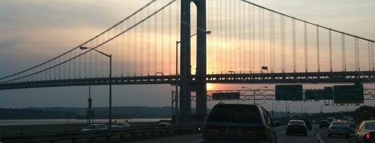 Verrazano-Narrows Bridge Toll Plaza is one of Top picks for Bridges.