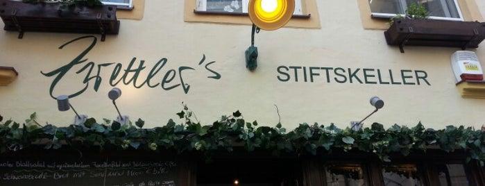 Zwettlers is one of Food & Fun - Vienna, Graz & Salzburg.