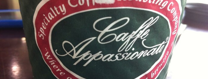 caffe Appassionate is one of Cafe & Bakery.