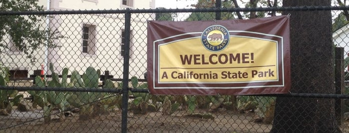 Los Encinos State Historic Park is one of Destinations: The San Fernando Valley+.
