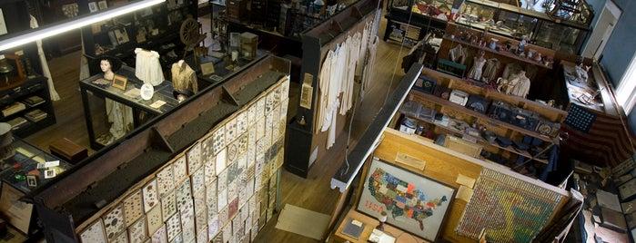 Belhaven Memorial Museum is one of Science, Art & History.