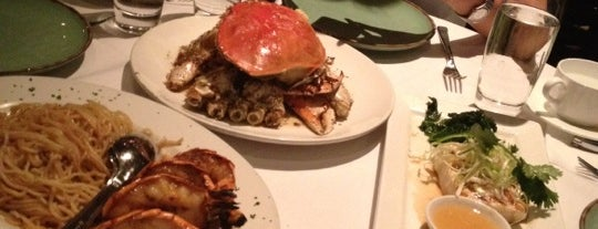 Crustacean is one of Restaurants.