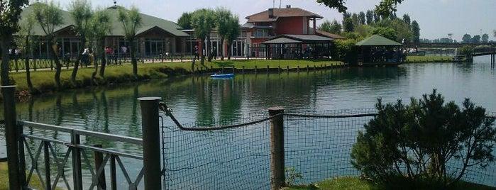 Lago dei Salici is one of Consigliatissimi!!!!.