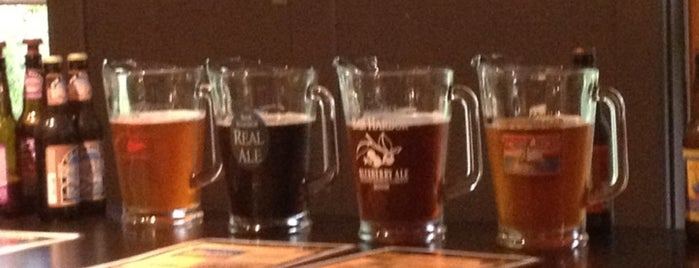 Atlantic Brewing Company is one of Brooklyn Pour Breweries 2012.