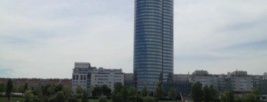 Millennium City is one of StorefrontSticker #4sqCities: Vienna.