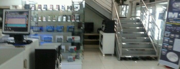 Galeria Jebai Center is one of Lista Pessoal.