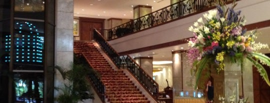 Marco Polo Plaza is one of jumalon butterfly.