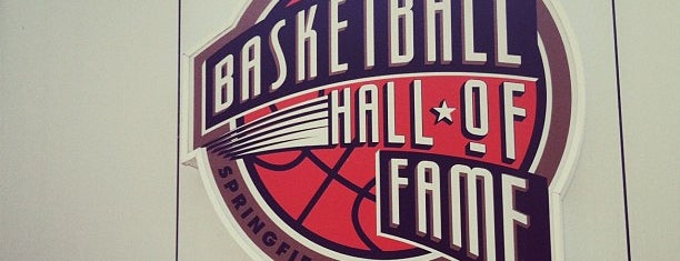 The Naismith Memorial Basketball Hall of Fame is one of Bucket List.