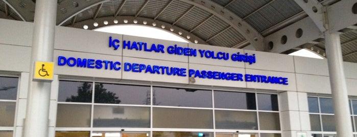 Domestic Terminal is one of HAVALİMANLARI.