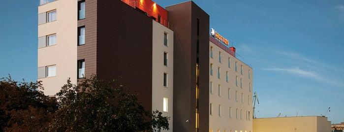 Hotel Hotton is one of Szkolenia z Inspiros.