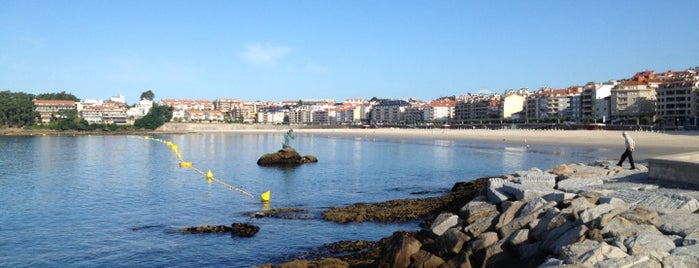 Sanxenxo is one of Cities in Portugal and Galicia.