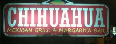 Chihuahua Mexican Grill & Margarita Bar is one of My Favorite Mexican Restaurants.