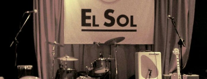 Sala El Sol is one of Salir por Madrid.