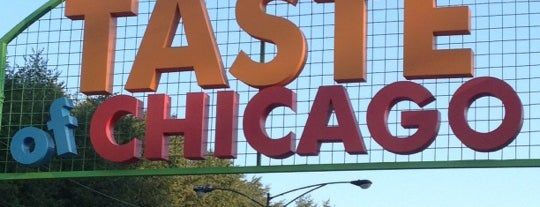 Taste of Chicago is one of Chicago.