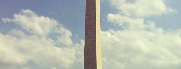 Washington Monument is one of December in DC.