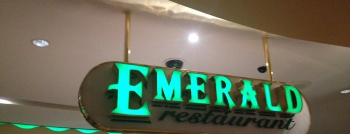 Emerald Restaurant is one of Local Eats.