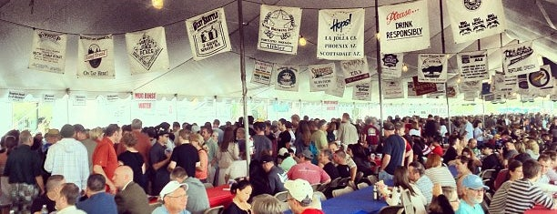 Oregon Brewers Festival is one of Favorite places in Portland.