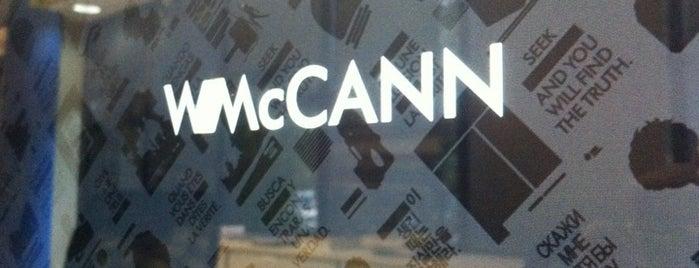 WMcCann is one of Agências de Publicidade.