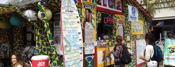 Pedro's Brazil Cafe is one of Things to Try Before You Die - East Bay.