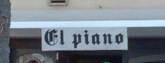 El Piano de Alina is one of Eat & Drink.